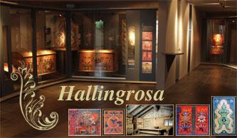 Hallingrosa
